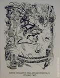 Burne Hogarth's King Arthur Portfolio (1983 Richard Pryor) SET-2