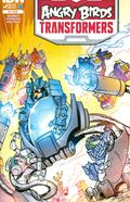 Angry Birds Transformers (2014 IDW) 3
