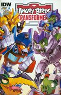 Angry Birds Transformers (2014 IDW) 3SUB