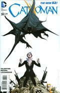 Catwoman (2011 4th Series) 38A