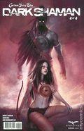 Grimm Fairy Tales Dark Shaman (2014 Zenescope) 4A