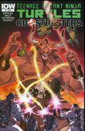 Teenage Mutant Ninja Turtles Ghostbusters (2014 IDW) 4