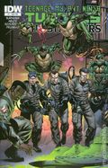 Teenage Mutant Ninja Turtles Ghostbusters (2014 IDW) 4SUB