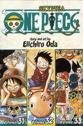 One Piece TPB (2009- Viz) 3-in-1 Volume 31-33-1ST