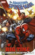 Amazing Spider-Man Big Time TPB (2012-2015 Marvel) Ultimate/Complete Collection 3-1ST