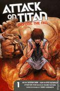 Attack on Titan Before the Fall GN (2014- Kodansha Digest) 1-REP