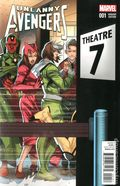 Uncanny Avengers (2014 Marvel) 2nd Series 1E