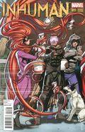 Inhuman (2014 Marvel) 11B