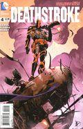 Deathstroke (2014 DC 2nd Series) 4B