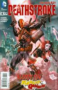 Deathstroke (2014 DC 2nd Series) 4A