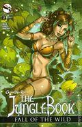 Grimm Fairy Tales Jungle Book Fall of the Wild (2014 Zenescope) 2C
