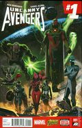 Uncanny Avengers (2014 Marvel) 2nd Series 1A