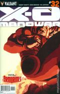 X-O Manowar (2012 3rd Series Valiant) 32A