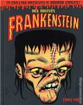 Dick Briefer's Frankenstein: The Chilling Archives of Horror Comics HC (2010 IDW) 1-REP