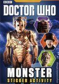 Doctor Who Monster Sticker Activity Book SC (2015 Penguin Books) 1-1ST