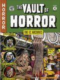EC Archives Vault of Horror HC (2007-Present GC Press/Dark Horse) 4-1ST