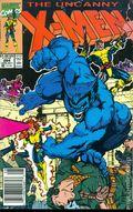 Uncanny X-Men (1963 1st Series) Mark Jewelers 264MJ