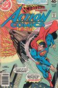 Action Comics (1938 DC) Mark Jewelers 497MJ