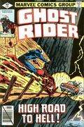 Ghost Rider (1973 1st Series) Mark Jewelers 37MJ