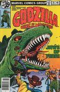Godzilla (1977 Marvel) Mark Jewelers 16MJ