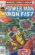 Power Man and Iron Fist (1972) Mark Jewelers 51MJ