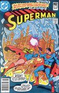 Superman (1939 1st Series) Mark Jewelers 338MJ