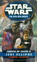 Star Wars The New Jedi Order Agents of Chaos PB (2000 Del Rey Novel) 2-REP