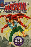 Daredevil (1964 1st Series) UK Edition 24UK