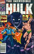 Incredible Hulk (1962-1999 1st Series) Mark Jewelers 371MJ