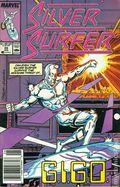 Silver Surfer (1987 2nd Series) Mark Jewelers 24MJ
