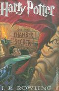 Harry Potter and the Chamber of Secrets HC (1999 Scholastic Novel) 1-REP