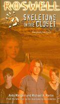 Roswell: Skeletons in the Closet PB (2002 Novel) 1-REP
