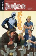 Delinquents TPB (2015 Valiant) 1-1ST