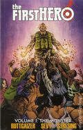 F1rst Hero TPB (2015 Action Lab) [First Hero] 1-1ST