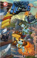 Hero Cats of Stellar City TPB (2015 Action Lab) 1-1ST