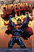 Superman HC (2012-2015 DC Comics The New 52) 5-1ST