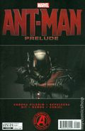 Marvel's Ant-Man Prelude (2015) 1