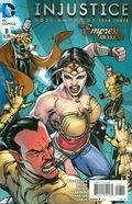 Injustice Gods Among Us Year Three (2014 DC) 8