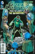 Green Lantern (2011 4th Series) 39A