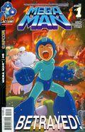 Mega Man (2011 Archie) 45A