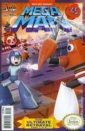 Mega Man (2011 Archie) 45B