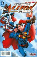 Action Comics (2011 2nd Series) 39B