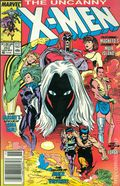 Uncanny X-Men (1963 1st Series) Mark Jewelers 253MJ