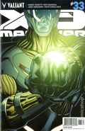 X-O Manowar (2012 3rd Series Valiant) 33C