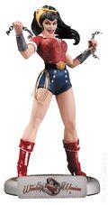 DC Comics Bombshells Wonder Woman Statue (2015) ITEM#1