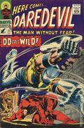 Daredevil (1964 1st Series) UK Edition 23UK