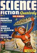 Science Fiction Quarterly (1951-1958 Columbia Publications) Pulp 2nd Series Vol. 1 #4