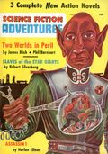 Science Fiction Adventures (1956-1958 Royal Publications) Pulp Vol. 1 #2
