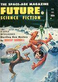 Future Science Fiction (1952-1960 Columbia Publications) Pulp 39