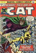 Cat (1972 Marvel) National Diamond 2NDS